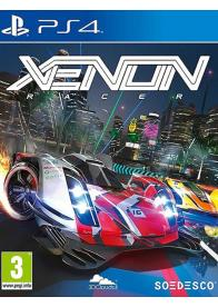 PS4 Xenon Racer - GamesGuru